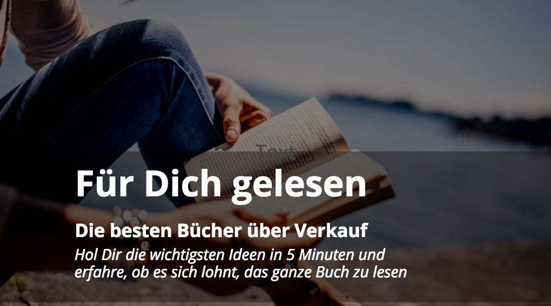 Für Dich gelesen: Predictable Revenue