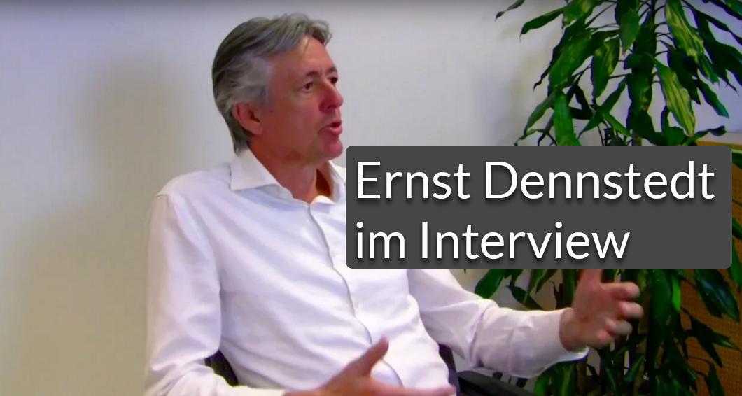 IT-Vertriebsprofi Ernst Dennstedt: Alter Hase mit 3.500 Twitter Followern